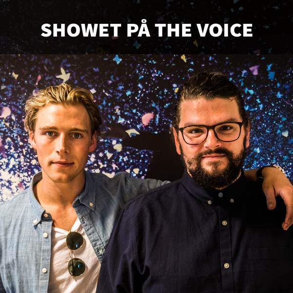 Christopher i Showet på The Voice