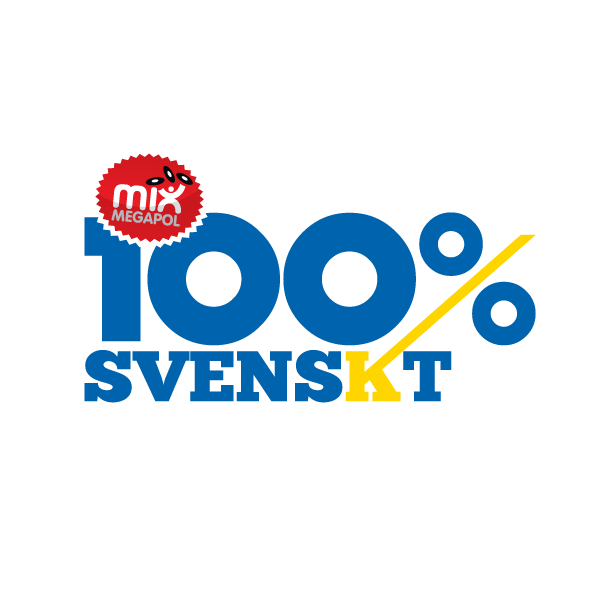 Mix Megapol 100% Svenska Hits